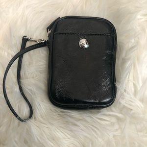 Coach Phone/Wallet Purse Black